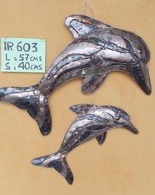 Antique Dolphin