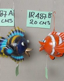Dory and Nemo Candleholders